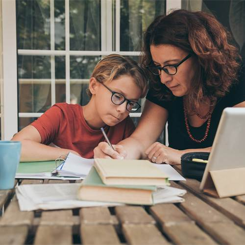 Managing Learning at Home: A Zoom Forum for Parents & Guardians